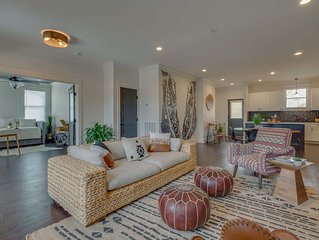 Huge House Near Downtown ★ Brand New 4 BR ★ Nashville Vibes