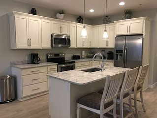 Brand-new 3 bedroom/2 bath condo in the middle of everything