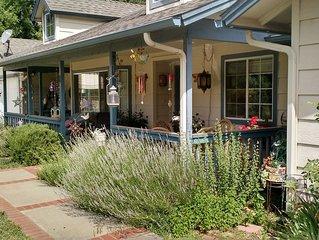 Blackberry Creek Vacation Home Rental