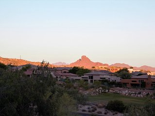 Casita in Private Residence on beautiful Eagle Mountain Golf Course