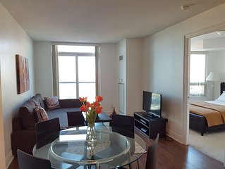 Fully Furnished Apartment Next To Finch Subway, Free Parking, Pool, Gym And More