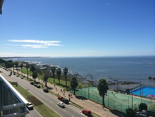 Best View in Town - Punta Carretas, Montevideo