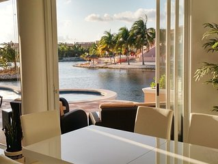 Water Front 2 Bdr Villa Located In The Heart Of The Mayan Riviera