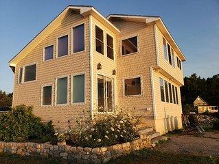 NEW LISTING ☼ Unique Oceanfront Home