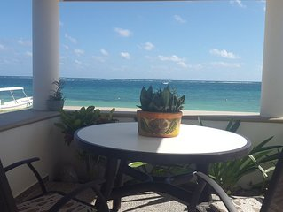 Casa Toucan 3 - Beautiful Beachfront near the Town Square of Puerto Morelos