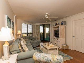 Summer House 104, 2BR Oceanfront Condo w/ Wild Dunes Amenities!