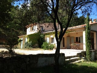 Peaceful and Private in Provence countryside