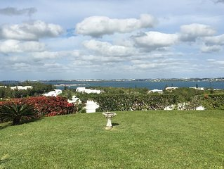 Rose Hill View - near Port Royal Golf Course and Whale Bay with panoramic views