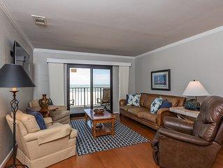Seascape Villa 420/ 3 BR Oceanfront Condo