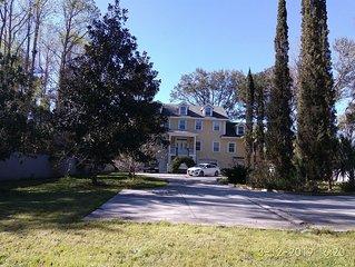 Big House off Plantation.