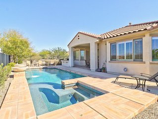 Beautiful New Listing for Estrella Mountain Ranch Home in Goodyear, AZ