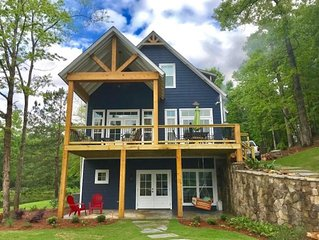 Lake Martin Rental only 1 minute from Chimney Rock