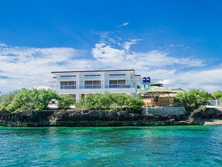 Pearl of Santa Fe.  unit # 1. Located in Bantyan Island ,Cebu Philippines.