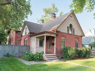 Beautiful Historic Home Just Blocks Away from Old Town and CSU!