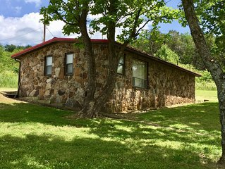Private House Located Seconds Away from the Norfork & White River Access