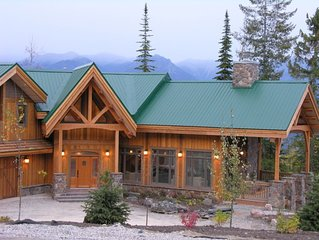 Valley View Chalet - CLEANING FEE INCL