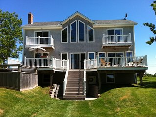 Pei Beach House Luxury Rental - Brackley Beach