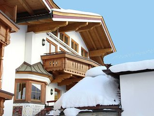 Heritage Holiday Home in Kirchberg with Sauna
