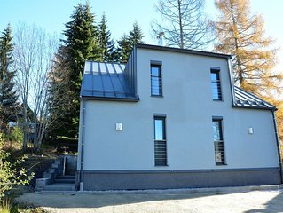Quaint Holiday Home in Zelezna Ruda near Ski Area