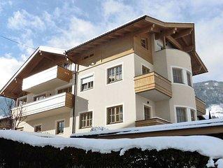 Cozy Villa near Ski Lift in Fügen