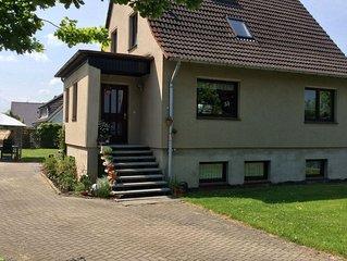 Cozy Apartment in Zierow with Beautiful Garden