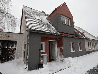 Cozy Holiday Home near Forest in Medenec