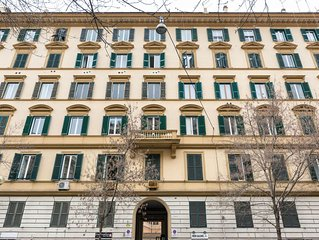 Elegant apartment in the heart of Rome, nearby the Vatican