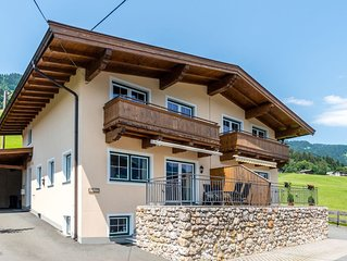 Modern Holiday Home in Brixen im Thale Tyrol near Ski Area