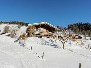 Modern Apartment near Ski Area in Saalbach-Hinterglemm