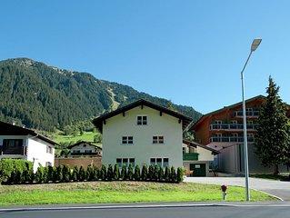 Peaceful Holiday Home in Gaschurn near Ski Area
