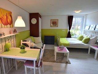 Spacious Apartment in Blowatz near Sea