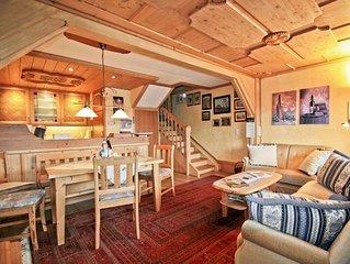 Maisonette-Ferienwohnung 'Haus Rittersporn', 78 qm, 2 Schlafzimmer, überdachter