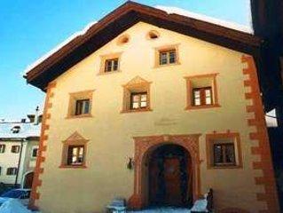 Ferienwohnung Sent fur 4 - 5 Personen mit 2 Schlafzimmern - Bauernhaus