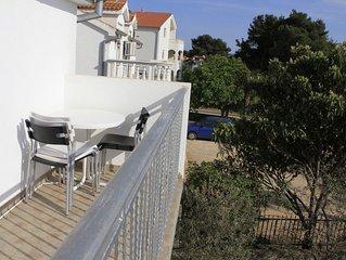 Ferienwohnung VK  A2(3+2)  - Brodarica, Riviera Sibenik, Kroatien