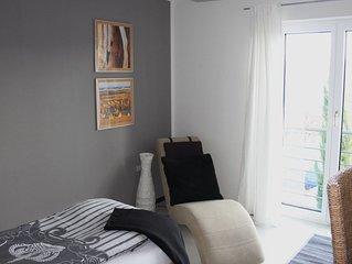 Apartment 47qm mit Küche, 2 Schlafzimmer, max. 3 Personen
