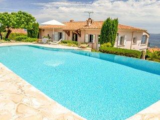 France Sainte-Maxime Villa 4 Schlafzimmer