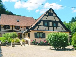 Ferienwohnungen Le Domaine de la Mossig, Freudeneck-Wangenbourg