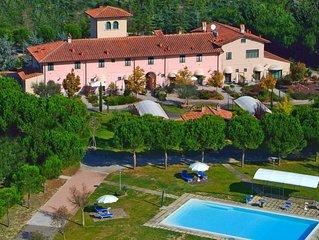 Ferienresidence Borgo Filicaja Case Vacanze, Bassa di Cerreto Guidi  in Um Flore