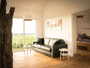 Ferienwohnung Sud-Blick, 64 qm, 1 Schlafzimmer, max. 2 Personen