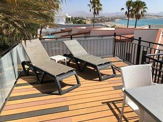 Ferienhaus Costa Calma für 2 - 4 Personen mit 1 Schlafzimmer - Ferienhaus