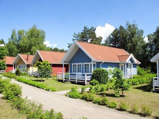 Apartment Feriendorf Useriner See  in Userin, Mecklenburg Lakes - 6 persons, 2