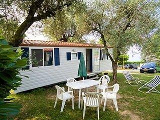 Ferienhaus - 6 Personen*, 24 m2 Wohnflache, 2 Schlafzimmer, Internet/WIFI