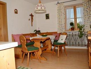 Ferienwohnung Untersberg für 2 Personen