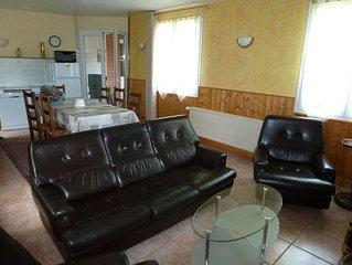 FIEFS : Maison de 5 personnes proche de St Pol Sur Ternoise.