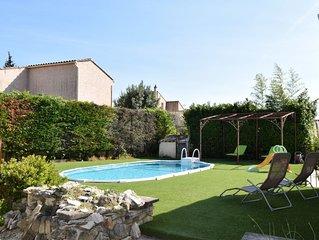 Villa Fox, piscine, balneo