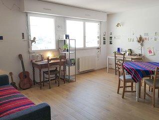 Appartement calme et lumineux Place de la Victoire