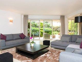Luxueux apt 4 chambres sur la Croisette - Jacuzzi