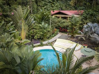 Casa Medina Jungle Home with AC and Pool