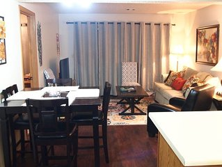 *SPECIAL RATE* Remodeled walk-in unit near pool and pavilion for gatherings-no a
