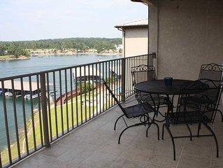 Smith Lake Rentals & Sales - DUNCAN BRIDGE #342 - Top floor unit, great view